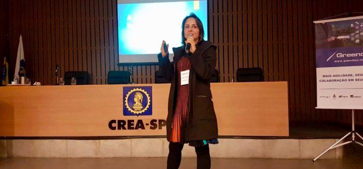 Notícia: Doc Expert participa de debate sobre Gestão de Informação para a Engenharia no CREA-SP